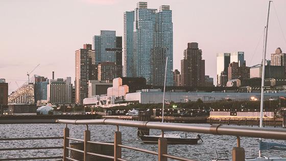 Chelsea Piers, New York