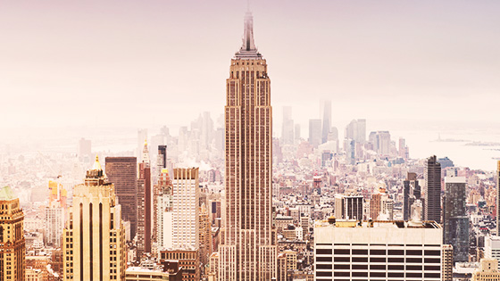 The Empire State Building of New York