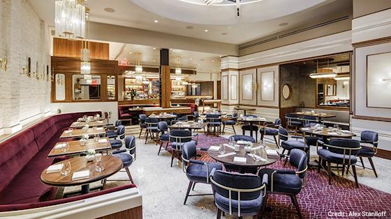 Benno Restaurant in New York
