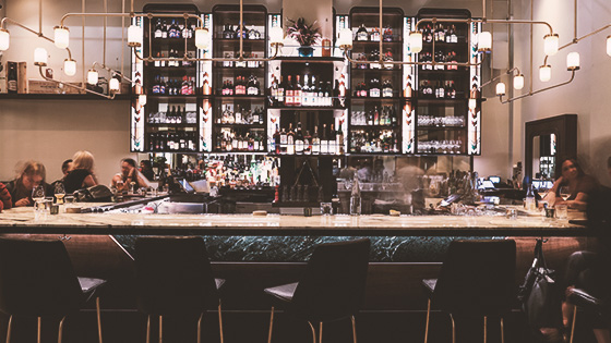 Leonelli Taberna Restaurant in New York