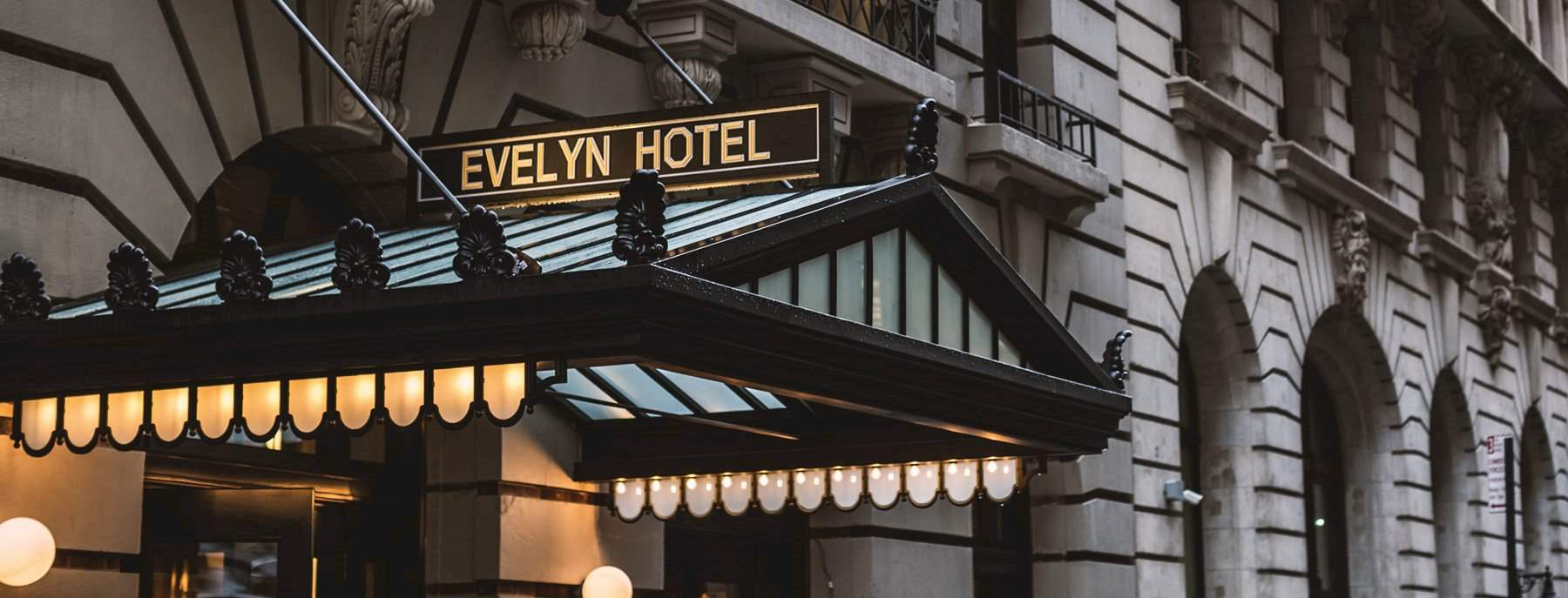 The Evelyn An Art Deco Hotel In New York City S Nomad