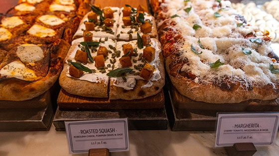Free Pizza and Beer in New York Hotel