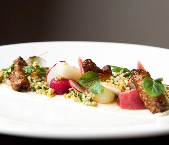 An Acclaimed Chef Makes His Fine Dining Return
