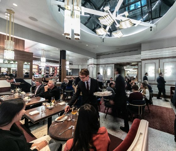 Jonathan Benno Opens His Latest in the Evelyn Hotel