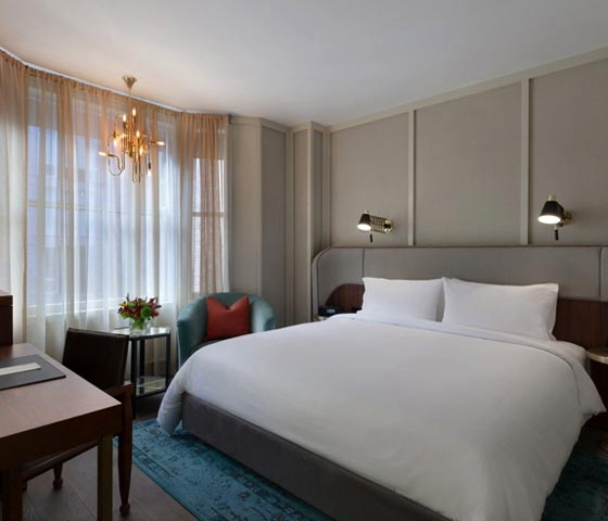 Manhattan's The Gershwin Hotel Rebranded as The Evelyn