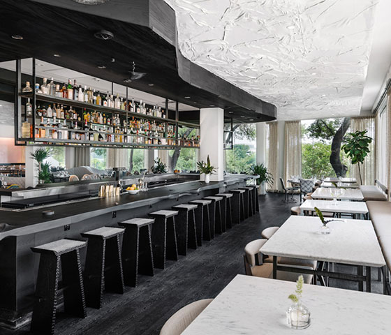 The 13 Most Beautiful New Restaurants in America in 2018