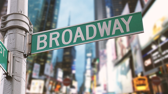 New York Hotel offering Broadway & Theater District Tour